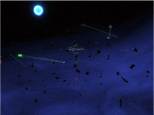 Defending the starbase<br>Submitted By Attilio