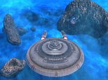 U.S.S. ENTERPRISE NCC-1701C<br>Submitted By TIME